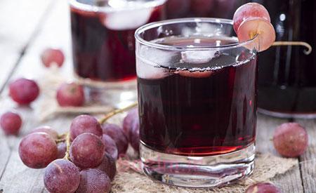 مواد لازم برای تهیه آب انگور و هویج, نحوه درست کردن آب انگور و هویج