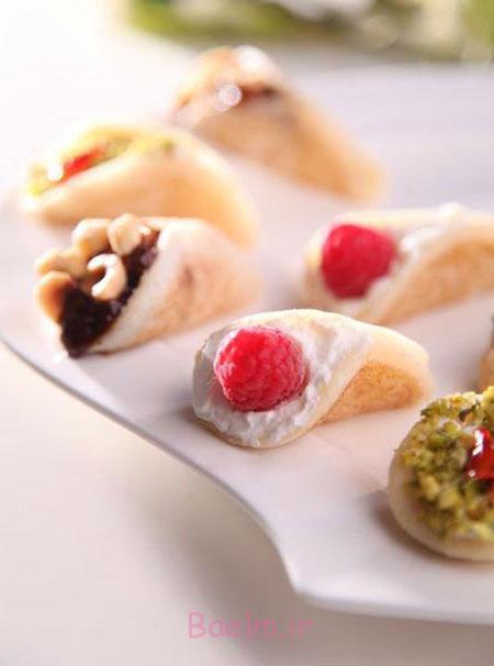 دسرهای ماه رمضان کشورهای عربی,شیرینی های ماه رمضان