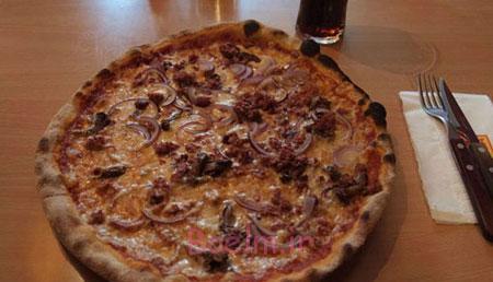 نحوه پخت انواع پیتزا,آشنایی با پیتزاهای کشورهای مختلف