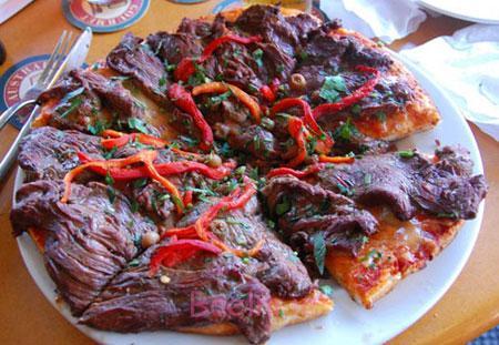پیتزاهای محبوب جهان, طرز تهیه انواع پیتزا