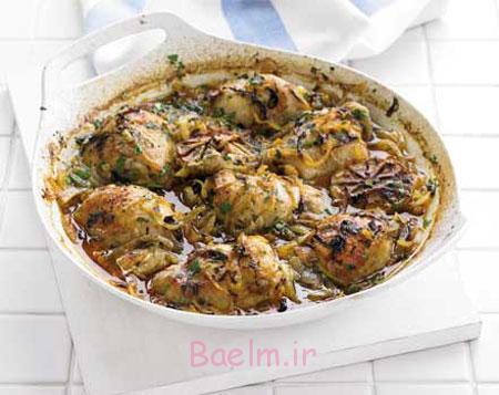 درست کردن مرغ اسپانیایی, طرز تهیه انواع مرغ
