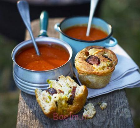 نحوه درست کردن سوپ گوجه فرنگی, طرز تهیه سوپ های ساده و خوشمزه