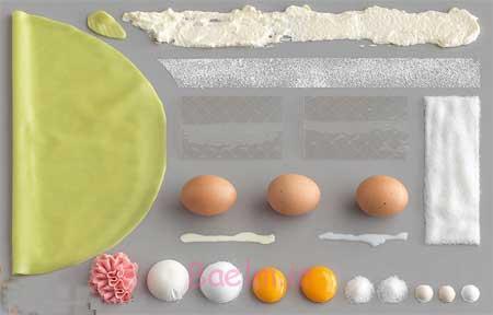 آموزش تصویری | دستور پخت غذای خانگی به صورت بصری (جالب و فانتزی)