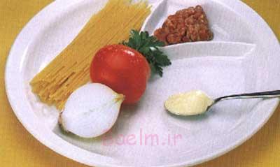 ماکارونی برای کودکان,غذای شیرخوران