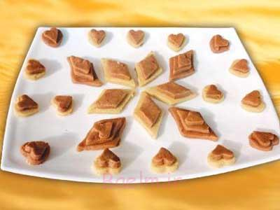 شیرینی زنجبیلی بدون فر, شیرینی زنجبیلی, طرز تهیه شیرینی