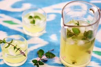 درست کردن لیموناد , طرز تهیه انواع نوشیدنی