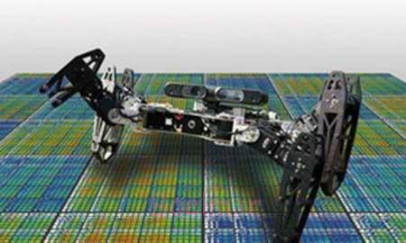 ساخت رباتی با قابلیت خود درمانی پس از از دستدادن اندامش