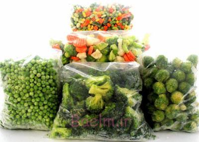 سبزیجات,خواص سبزیجات,انواع سبزیجات