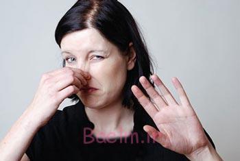 واژن, علل بوی بد ناحیه تناسلی, علت بوی غیر طبیعی واژن