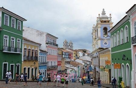 برزیل,جاذبه های گردشگری برزیل ,مکانهای تفریحی برزیل,آثار تاریخی برزیل