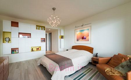 نکاتی برای چیدمان اتاق خواب, طراحی داخلی اتاق خواب