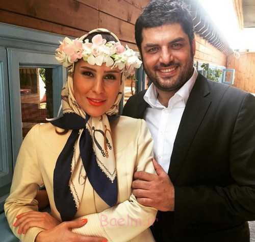 عکس ازدواج سام درخشانی