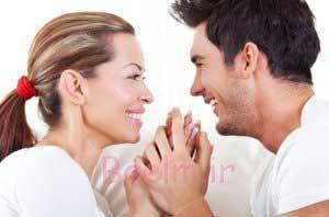 ارتباط مفید و صحیح با همسر