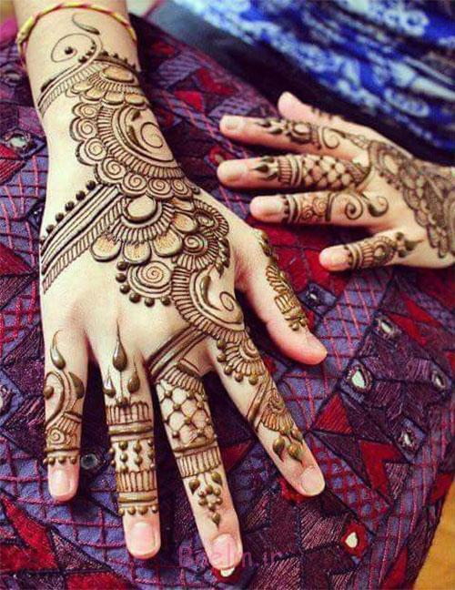 15 Best Latest Hena Tattoo Mehndi Designs Ideas For Hands 2015 1 15 Best & Latest Hena Tattoo & Mehndi Designs & Ideas For Hands 2015