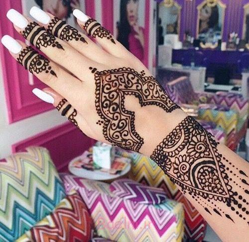 15 Best Latest Hena Tattoo Mehndi Designs Ideas For Hands 2015 11 15 Best & Latest Hena Tattoo & Mehndi Designs & Ideas For Hands 2015