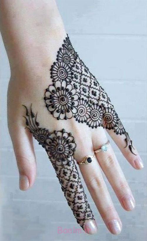 15 Best Latest Hena Tattoo Mehndi Designs Ideas For Hands 2015 4 15 Best & Latest Hena Tattoo & Mehndi Designs & Ideas For Hands 2015