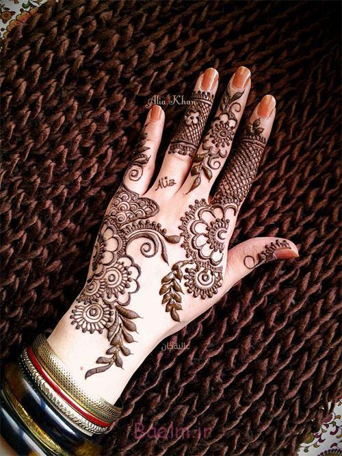 15 Best Latest Hena Tattoo Mehndi Designs Ideas For Hands 2015 6 15 Best & Latest Hena Tattoo & Mehndi Designs & Ideas For Hands 2015