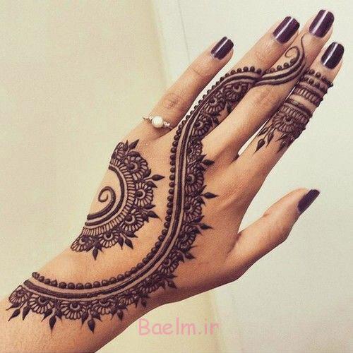 15 Best Latest Hena Tattoo Mehndi Designs Ideas For Hands 2015 7 15 Best & Latest Hena Tattoo & Mehndi Designs & Ideas For Hands 2015