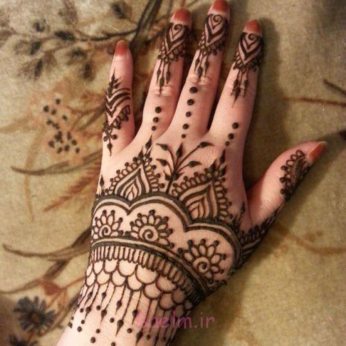 15 Best Latest Hena Tattoo Mehndi Designs Ideas For Hands 2015 91 15 Best & Latest Hena Tattoo & Mehndi Designs & Ideas For Hands 2015