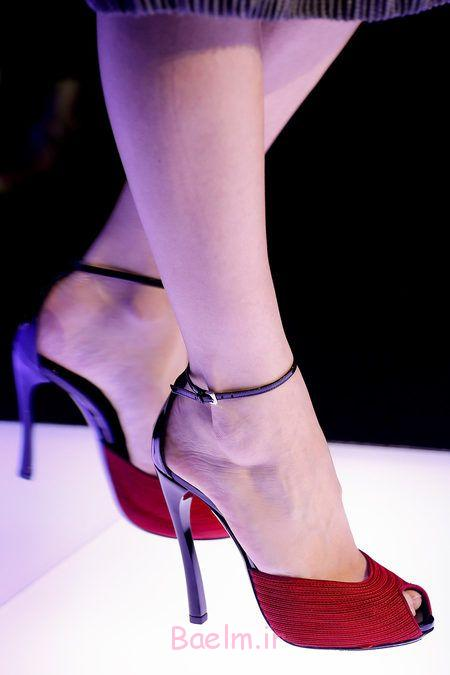 2 نی کفش شیک توسط آرمانی