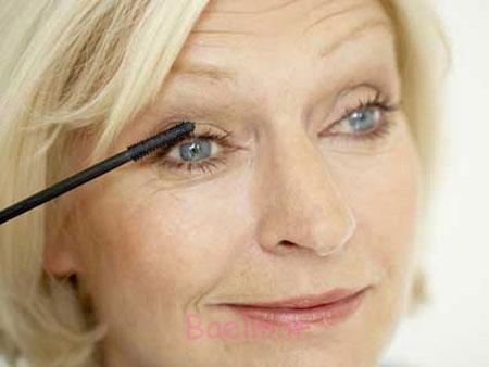 پوست چروک خورده را چگونه آرایش کنید؟