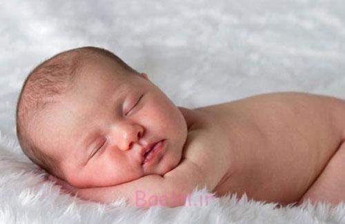 آشنایی با سندرم مرگ ناگهانی نوزاد (ناقص)