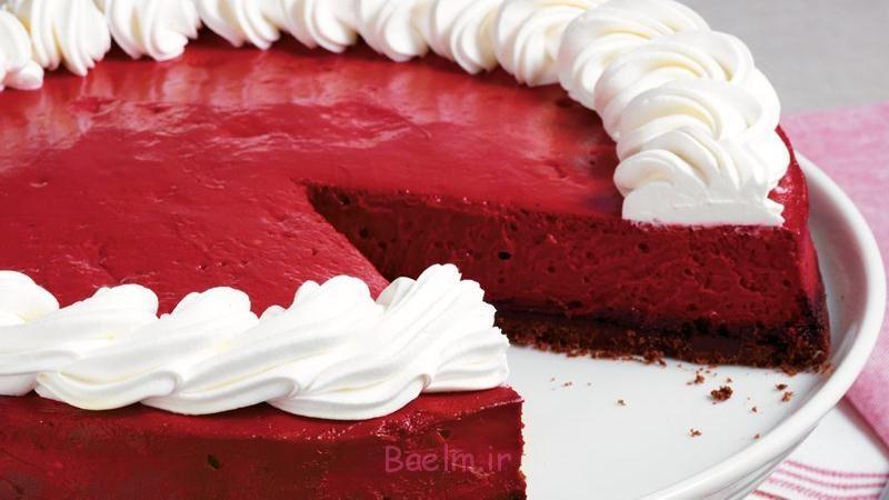تزیین کیک تولد،کیک تولد با ژله رنگی،تزیین مدل های کیک تولد