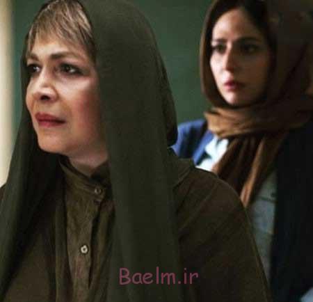 بیتا فرهی و رعنا آزادی ور در نمایی از فیلم