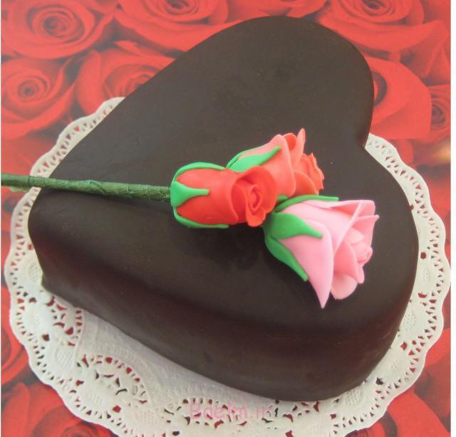 دیدنیها | عکس هایی زیبا از تزیینات کیک شکلاتی تولد (سری 2)