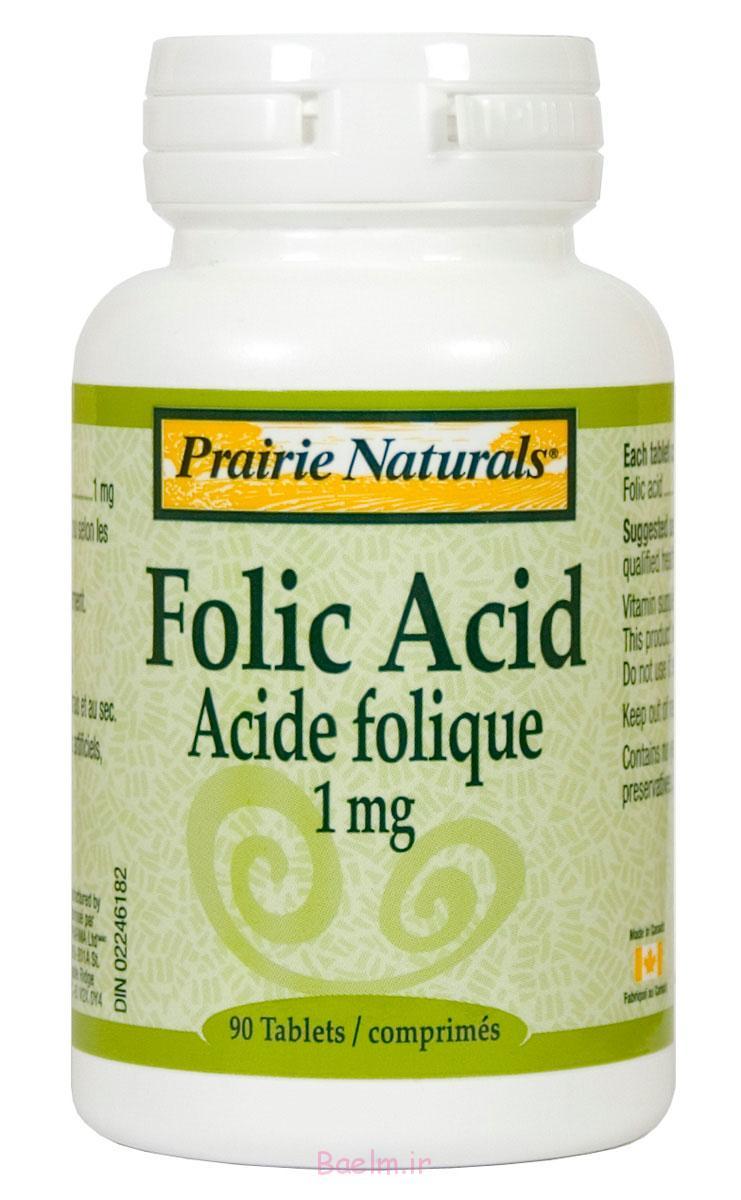 موارد مصرف و عوارض جانبی Folic Acid فولیک اسید | اسید فولیک
