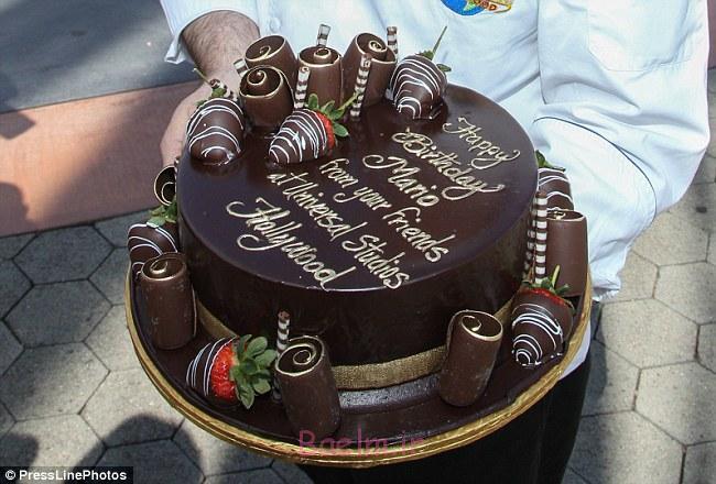 کیک تولدکیک های شکلاتی مخصوص تولد،کیک تولد با شکلات