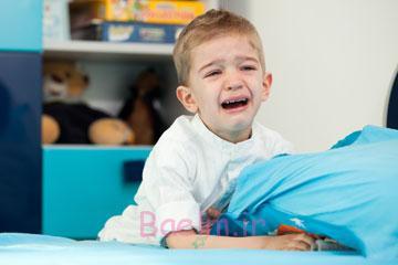 شب ادراری در کودکان ، دلایل و راههای درمان شب ادراری بچه