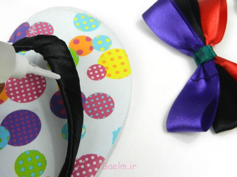 فلیپ فلاپ رنگارنگ تعظیم کفش (13)