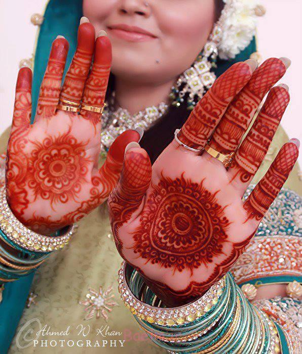 زیبا tikya طراحی mehndi برای خانمها (1)
