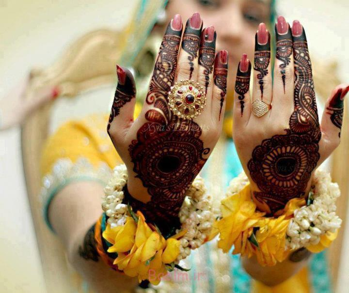 زیبا tikya طراحی mehndi برای خانمها (11)