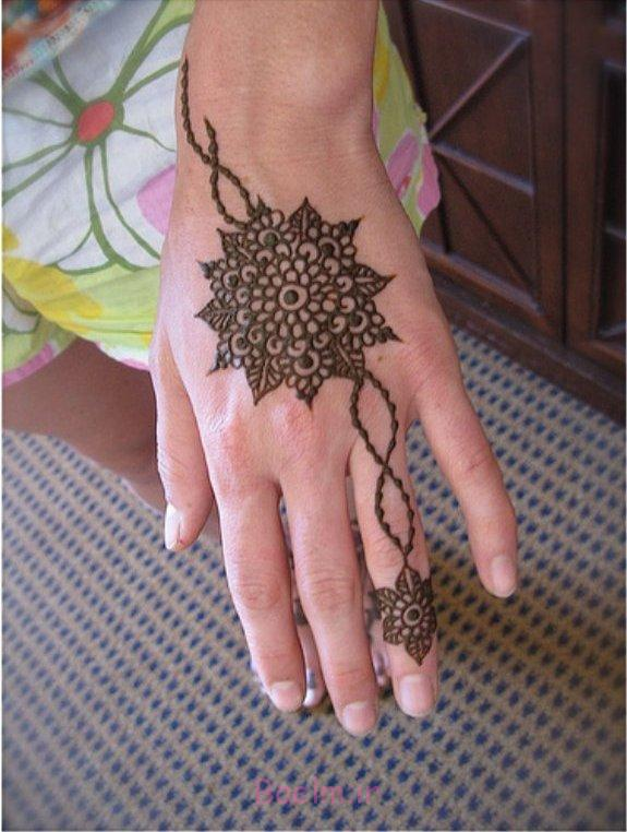 زیبا tikya طراحی mehndi برای خانمها (13)