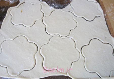 تزیین کشک و بادمجان,طرز درست کردن کشک و بادمجان لقمه ای