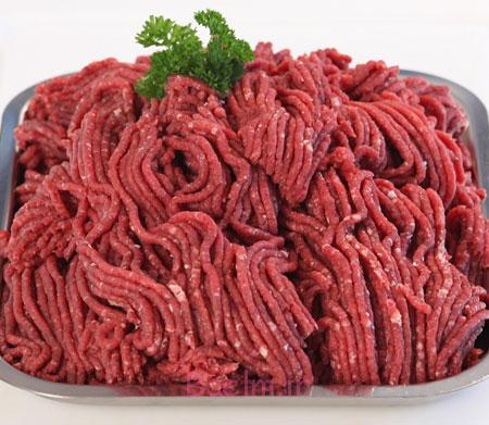 خواص پخت گوشت چرخ کرده, گشنیز کباب غذاهای آذری
