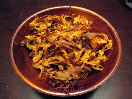 نحوه درست کردن چیپس هویج,مواد لازم برای چیپس هویج