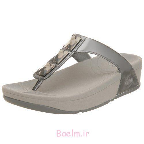 کفش طراحی جدید خاکستری