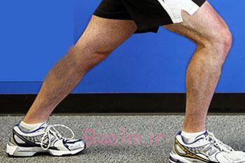 ورزشهای مضر و مفید برای زانو درد,درمان زانو درد با ورزش,زانو درد