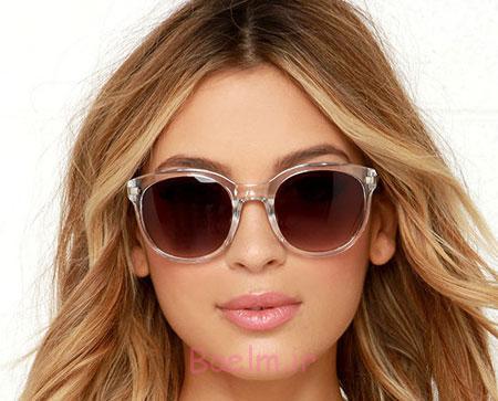 مدل های جدید و شیک عینک آفتابی زنانه و دخترانه تابستانی • باعلم