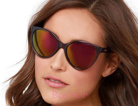 مدل عینک آفتابی زنانه مدل عینک آفتابی 2015 جدیدترین مدل عینک آفتابی,