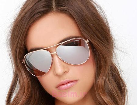 مدل عینک زنانه,عینک آفتابی زنانه