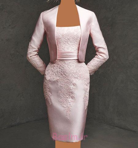 گیپور, ژورنال لباس مجلسی گیپور, مدل لباس مجلسی گیپور و حریر, مدل لباس مجلسی