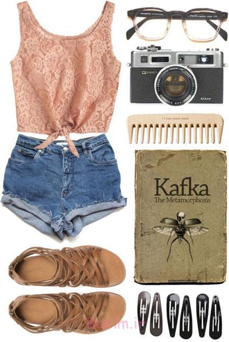 ست لباس تابستانی زنانه, ست لباس تابستان 2015