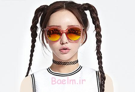 شیک ترین عینک آفتابی برند INMIX, عینک آفتابی زنانه