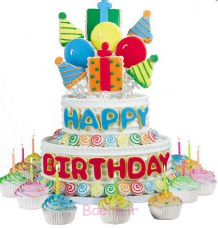 تزیین سفره جشن تکلیف مدل های جدید و زیبای انواع کیک تولد و جشن تولد | 2015 ...