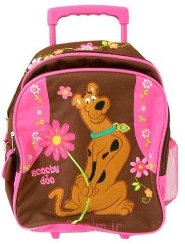 برادران وارنر Scooby دوو کیسه چرخ