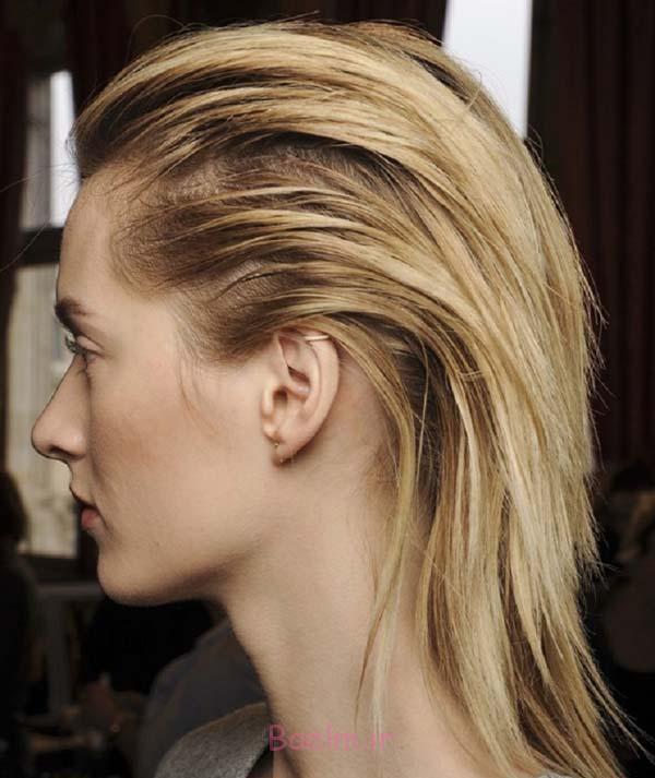 موس برای پرحجم نشان دادن مو